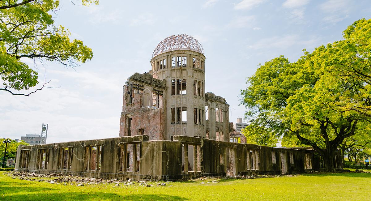 被爆から75周年