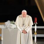 Pope Francis visited Hiroshima