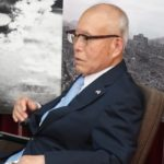 "Online Study Program Vol.1-3 ""the reality of Atomic Bomb through the interview with Mr. MORI Shigeaki"" is released"