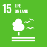 What is SDGs?: Goal 15. Protect, restore and promote sustainable use of terrestrial ecosystems, sustainably manage forests, combat desertification, and halt and reverse land degradation and halt biodiversity loss