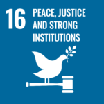 What is SDGs?: Goal 16. Promote peaceful and inclusive societies for sustainable development, provide access to justice for all and build effective, accountable and inclusive institutions at all levels