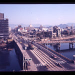 """Hiroshima's Reconstruction and Trams """" Other Cities War-damaged Trams"""""""