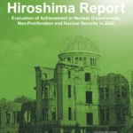 New Publication: Hiroshima Report 2021