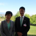 知事の欧州訪問の結果について(2018年4月)
