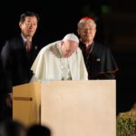 ローマ教皇 記帳・キャンドルスタンドの一般公開について