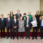 2019国際平和のための世界経済人会議の様子(2日目)