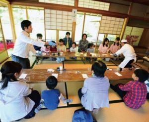 和菓子の魅力を伝えて文化を継承する和菓子教室