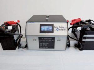 バッテリー再生充電装置 Twin Pulse Charger(TPC)