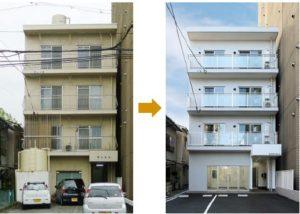 建物再生の施工例