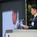 令和2年度広島市原爆死没者慰霊式並びに平和祈念式(平和記念式典)