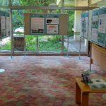 「広島の復興の歩み」パネル展示(神田山荘)